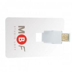 USB Flip Card