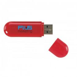 USB Ovale Translucide