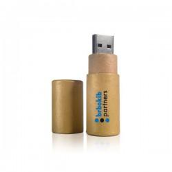 USB Carton Cylindre