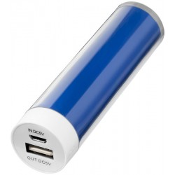 Power Bank / Chargeur 2 200 mAH Clear